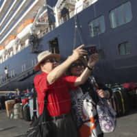 Passengers on shunned cruise ship Westerdam call two-week experience 'lovely'