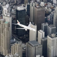 Japan tests new flight routes for Haneda Airport arrivals and departures