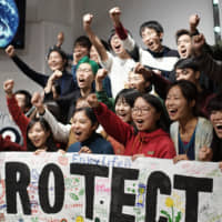 Young climate leaders gather in Tokyo for inaugural Climate Crisis Youth Summit