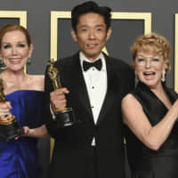Makeup artist Kazu Hiro wins second Oscar for work on 'Bombshell'