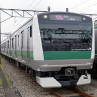 JR East to test new app for reporting train gropers on notorious Saikyo Line