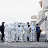 Japan finds 41 more virus infections on Diamond Princess; two more cruise ships turned away