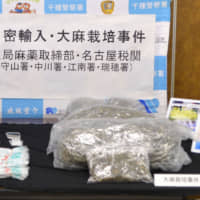 Japanese customs authorities seized record amount of illegal drugs in 2019