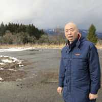 Record-low snowfall puts Niigata city's plan to cool Tokyo Olympic venues in jeopardy