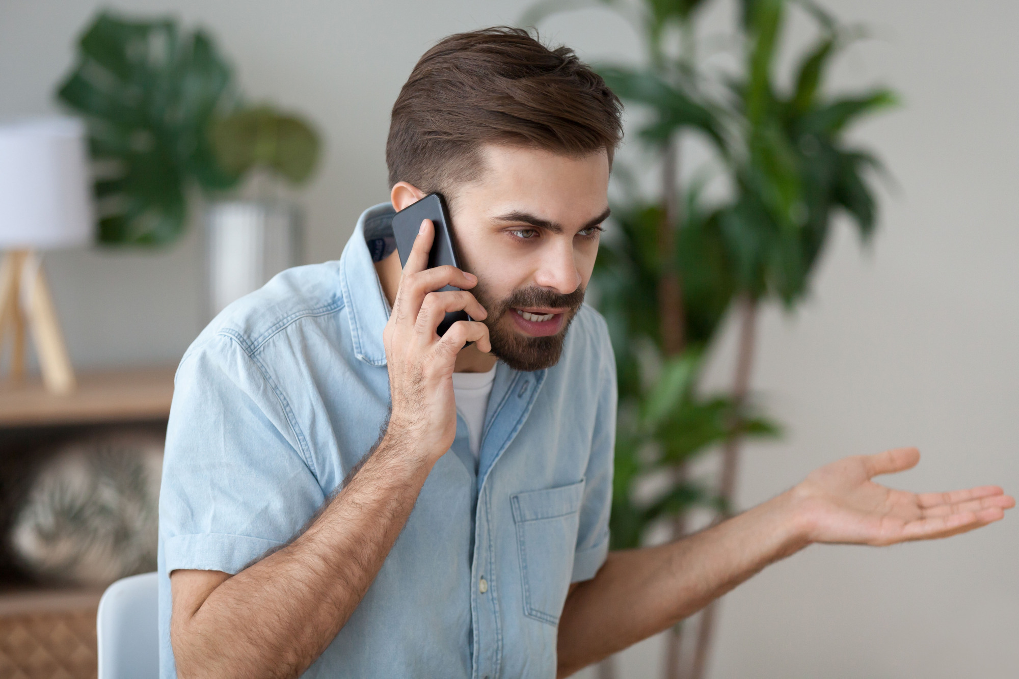 That dreaded call: Every business needs to be worried about unsatisfied customers, but problems may arise when a miserable few dictate the direction of a company. | GETTY IMAGES