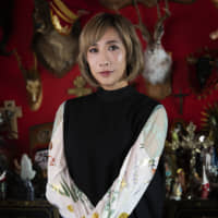 A life of color: Filmmaker and artist Mika Ninagawa is famed for her bright, flashy photography and set designs.