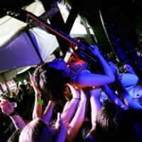 Crowd control: Kyoto group Otoboke Beaver will return to Austin, Texas, for a third SXSW appearance. | HUTTON SUPANCIC