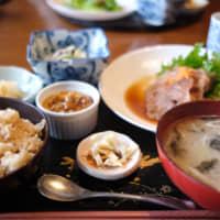 Farm-to-table fare at Naa, a family-owned restaurant in Tsuruoka. | JESSE CHASE-LUBITZ