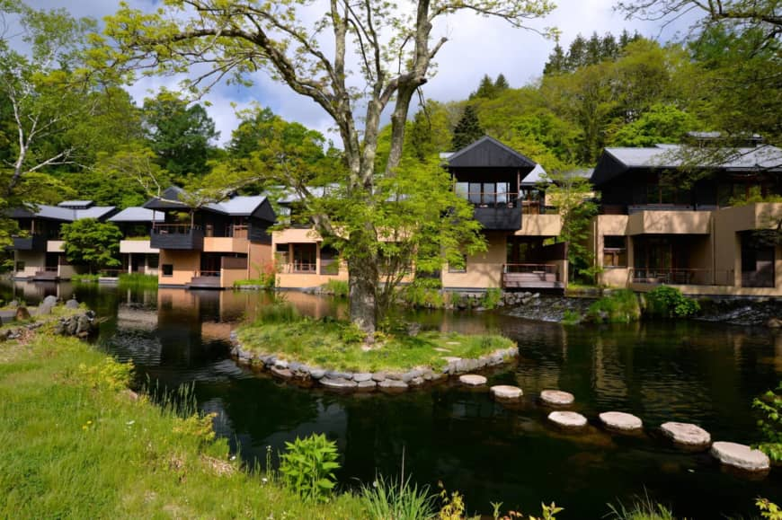 Made for escape: Lakehouses in Karuizawa, a Nagano Prefecture destination for Tokyoites looking to relax away from the city. | 'RANEKO' VIA FLICKR