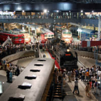 Saitama's Railway Museum is home to examples of Japan's enviable rail infrastructure, from steam engines to bullet trains. | 'KANEGEN' VIA FLICKR