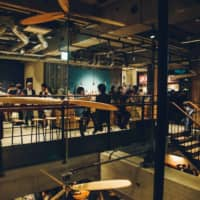 Where design comes first: Citan Hostel's industrial-chic social space is a hub of cool. | COURTESY OF CITAN HOSTEL
