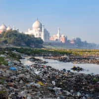 Once known for its clear waters, the Yamuna is now one of India's dirtiest rivers. | GETTY IMAGES