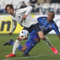 Tokyo draws with Ulsan Hyundai after late own goal