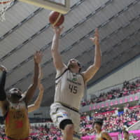 Ryukyu center Jack Cooley finished with 21 points and 19 rebounds on Saturday, leading the Golden Kings to an 80-76 road victory over the Akita Northern Happinets. B. LEAGUE | B. LEAGUE