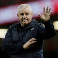Warren Gatland says Brave Blossoms may play British and Irish Lions in 2021