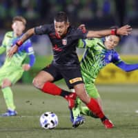 Reds open season with road victory over Bellmare