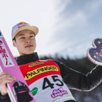 Ryoyu Kobayashi finishes behind Stefan Kraft in latest World Cup event