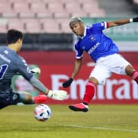 Marinos win clash of champions in ACL