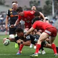 Chiefs pounce on Sunwolves