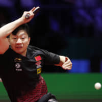 Japan's efforts to host China table tennis team face challenges