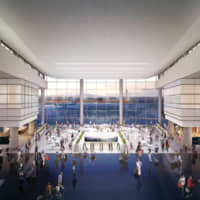 Salt Lake City Airport is undergoing a multibillion dollar expansion and is due to open a new terminal later this year. | © SLC AIRPORT