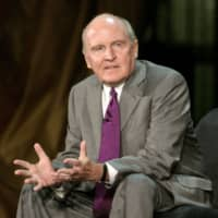 Jack Welch, iconic General Electric CEO, dies