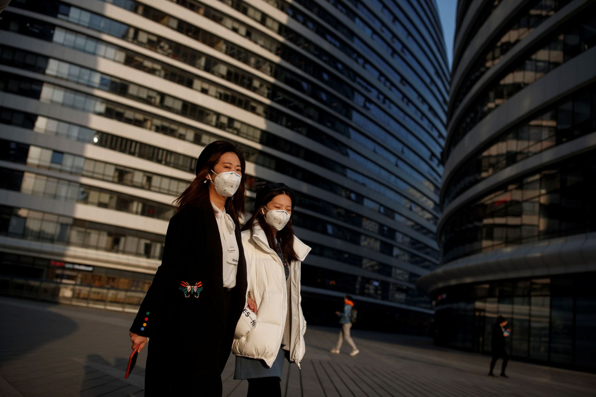 There are already signs that Beijing, impatient to reboot China's economy following the impact of COVID-19, will rain down cash on carbon-intensive infrastructure projects. | REUTERS