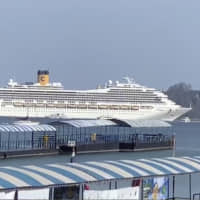 Cruise ship turned away twice over COVID-19 fears to dock in Singapore