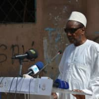 Guinea opposition rejects constitutional referendum result