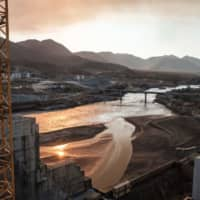 Mighty Nile River threatened by waste, warming and a giant Ethiopian dam