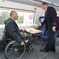 All shinkansen to have spaces for wheelchairs, Japan ministry says