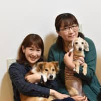 A Tokyo share house where shelter dogs and humans live in harmony