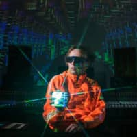 Keeping it light: In recent years, Tom Jenkinson, aka Squarepusher, has contributed music to a British children's television show and written music for a robot band. | DONALD MILNE