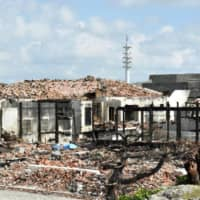 Japan government aims to restore Okinawa's gutted Shuri Castle by 2026
