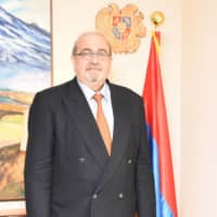 A leap from academia to first Armenian ambassador