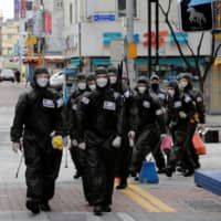 Tabletop drill of virus response aided South Korea when the real thing hit