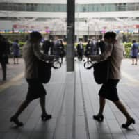 For Japan's nonregular workers, a weaker safety net as COVID-19 spreads