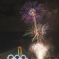 Fizzling out: The Olympics are coming, but people aren't too excited. | KYODO
