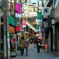 A slice of local life on Jujo Ginza shopping street | REBECCA SAUNDERS