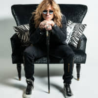 Keep on trucking: David Coverdale says although the issue of retirement keeps coming up, he has no plan to stop making music. | KATARINA BENZOVA