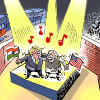 U.S.-India relations shape Japan's strategic environment