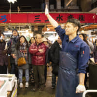 Tokyo revealed: Adachi Market Days open the auction floor to locals