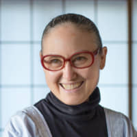 Chef, writer and Japanese cuisine expert Elizabeth Andoh | ROBIN SCANLON