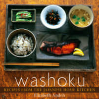 Andoh's 2005 cookbook, 'Washoku: Recipes from the Japanese Home Kitchen,' won her a second International Association of Culinary Professionals (IACP) Award. | COURTESY OF ELIZABETH ANDOH