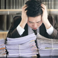 Overworked: The Japanese weren't always workaholics, writes author Jiro Asada in April's PHP magazine. | GETTY IMAGES