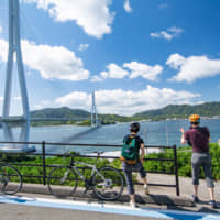 Coastal town opens up to sailors, cyclists