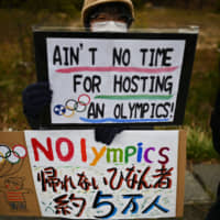 Starting the Olympic torch relay in Fukushima  should remind us of the dangers of nuclear power
