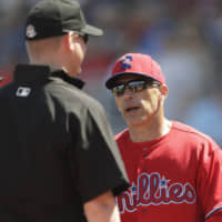 Phillies manager Joe Girardi reflects on time with Yankees