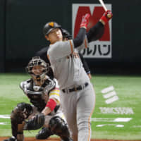 Giants manager Tatsunori Hara not panicking about team's poor performance in spring training