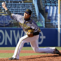 Hanshin pitcher Shintaro Fujinami becomes first NPB player to test positive for coronavirus